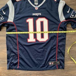 innovative design c54a1 26fe4 Jimmy Garoppolo New England Patriots Jersey